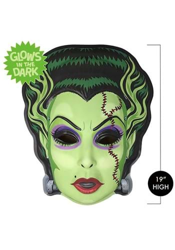 """Toxic Bride Ghoulsville Classics 19"""" Tall Wall Décor"""