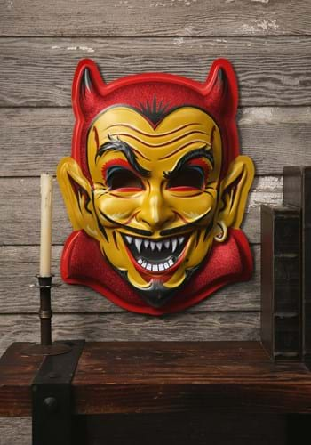 "Spook House Devil Ghoulsville Classics 19"" Tall Wall Décor"