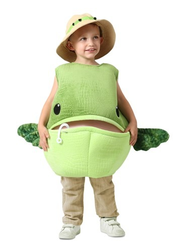 Feed Me Bass Child Size Costume