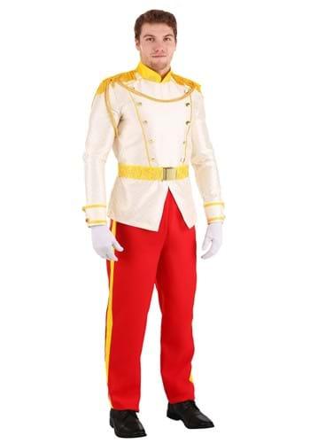 Cinderella Prince Charming Adult Size Costume