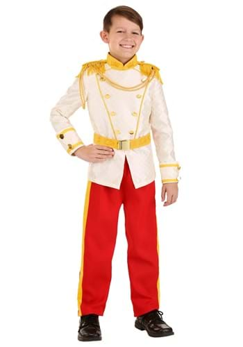 Cinderella Prince Charming Kids Costume