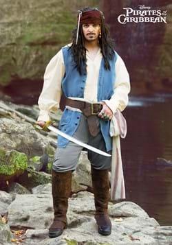 Captain Jack Sparrow Mens Costume