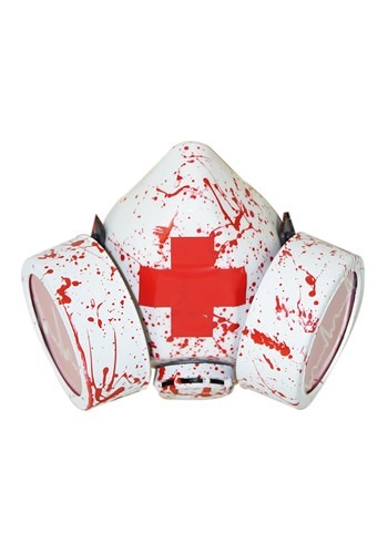 Bloody RedCross Gas Mask