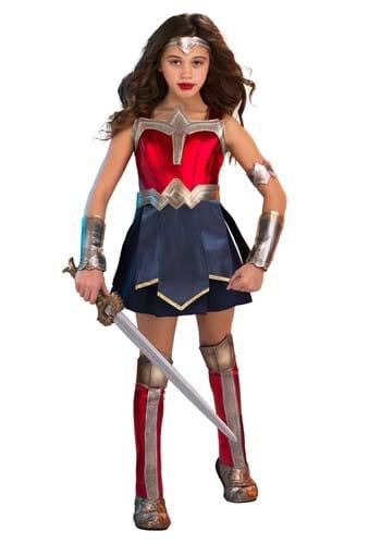 Wonder Woman 84 Girls Costume