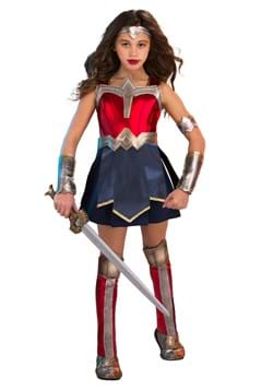 Wonder Woman 84 Girls Costume