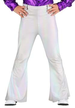 Holographic Disco Pants for Kids