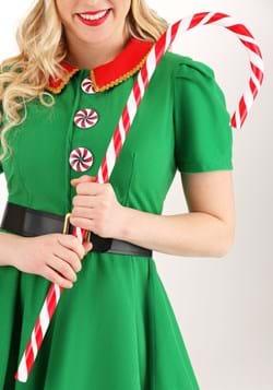 Candy Cane Striped Staff