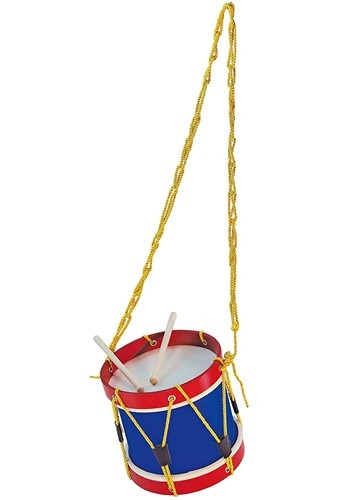 Click Here to buy Toy Soldier Costume Drum from HalloweenCostumes, CDN Funds & Shipping