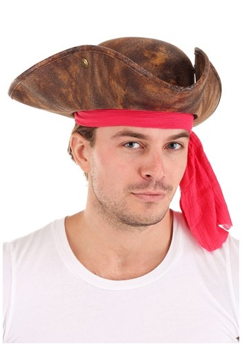 Pirate Hat & Headscarf Kit