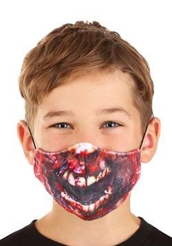 Child Zombie Sublimated Face Mask