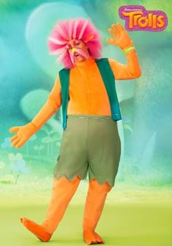 Men's King Peppy Trolls Costume