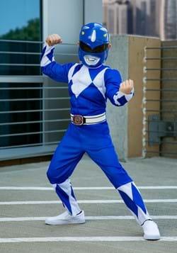 Power Rangers Boys Blue Ranger Costume