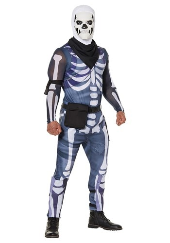 Fortnite Skull Trooper Costume for Men