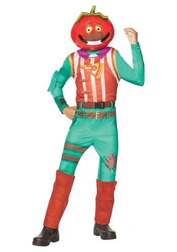 Fortnite Tomato Head Costume for Boys