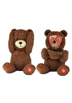 Animated Face-Off Bear