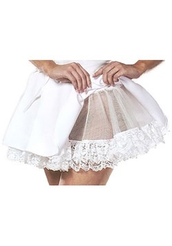 White Lace Petticoat