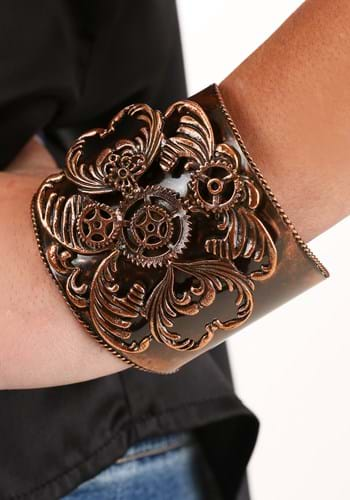 Antique Copper Cuff