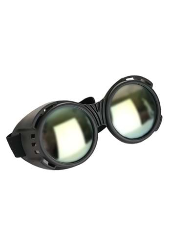 Black/Mirrored Industrial Goggles