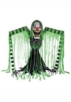 6 Ft. Underworld Clown Animatronic Prop