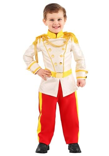 Cinderella Prince Charming Toddler Costume