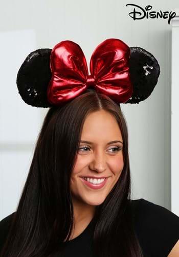 Minnie | Sequin Ears Headband