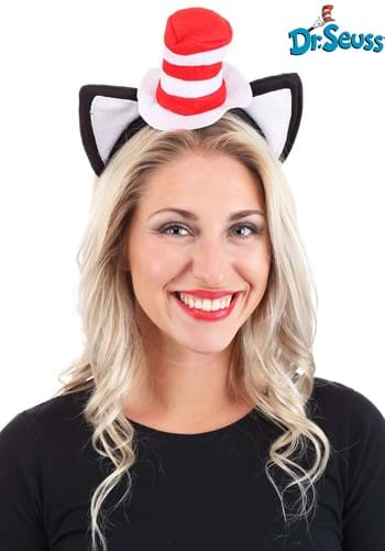 Click Here to buy The Cat in the Hat | Economy Headband from HalloweenCostumes, CDN Funds & Shipping