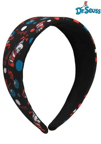 Click Here to buy The Cat in the Hat | Pattern Headband from HalloweenCostumes, CDN Funds & Shipping