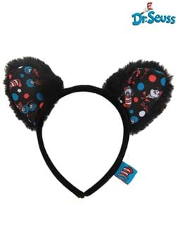 The Cat in the Hat Pattern Ears