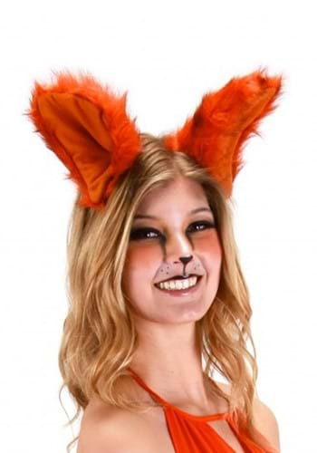 Fox Ears Headband Deluxe