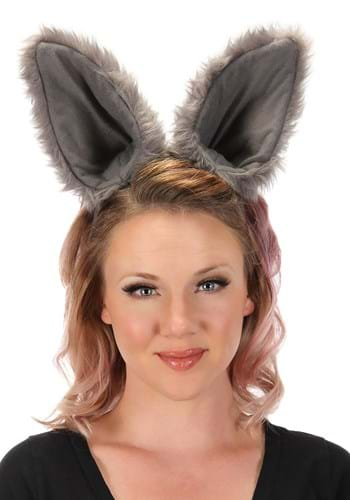 Wolf Ears Headband Deluxe