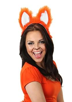 Sound Activated Moving Fox Ears Headband