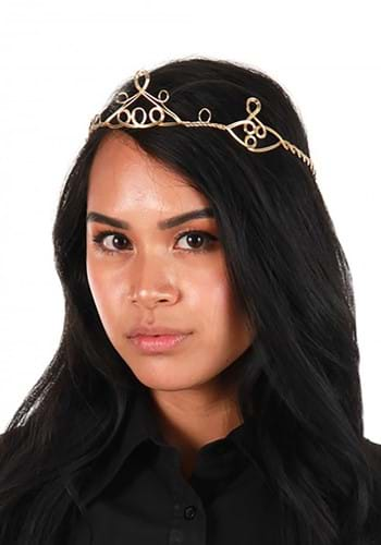 Gold Peak Princess Circlet Adjustable