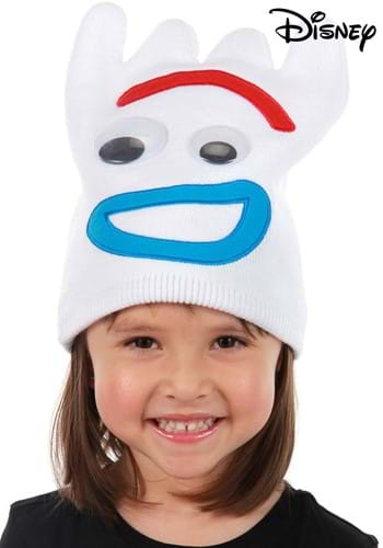 Kids Forky Knit Hat