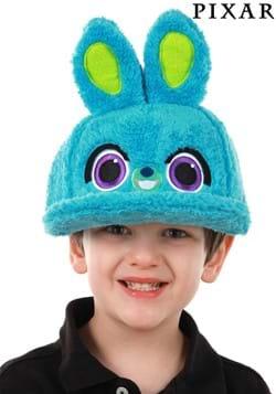 Bunny Fuzzy Cap