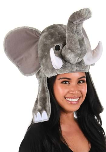 Click Here to buy Elephant Sprazy Gray Toy Hat from HalloweenCostumes, CDN Funds & Shipping