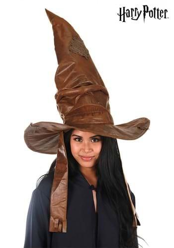 Sorting Hat Deluxe Brown Plush