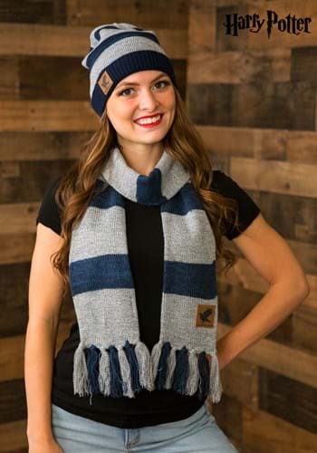 Ravenclaw Heathered Knit Beanie