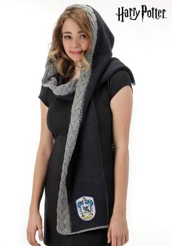 Ravenclaw Knit Black Hood