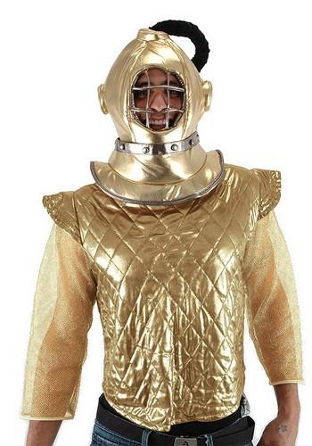 Diving Bell Plush Gold Helmet