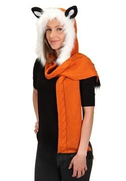 Fox Knit Hood