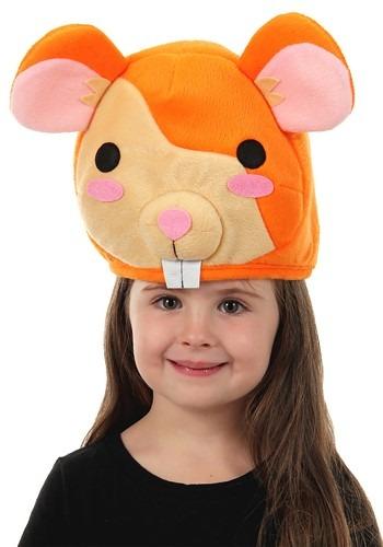 Quirky Kawaii Hamster Hat