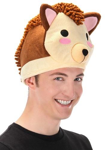 Quirky Kawaii Hedgehog Hat