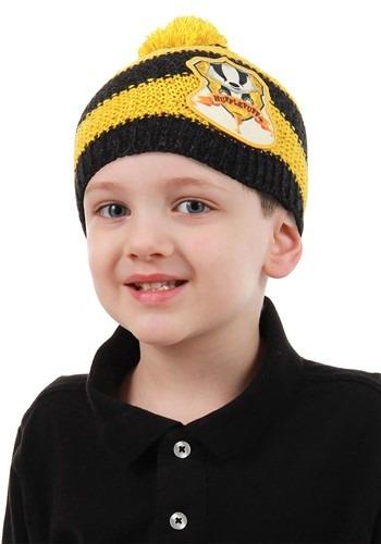 Hufflepuff Toddler Knit Beanie