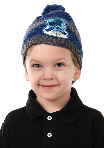 Ravenclaw Toddler Knit Beanie