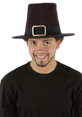 Click Here to buy Pilgrim Hat Deluxe from HalloweenCostumes, CDN Funds & Shipping