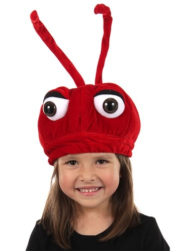 Kids Ant Plush Hat