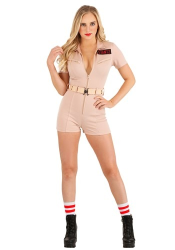Click Here to buy Ghostbusters Womens Daring Ghostbuster Costume from HalloweenCostumes, CDN Funds & Shipping