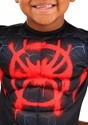 Toddler Deluxe Miles Morales Costume Alt 5