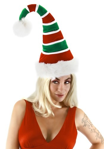 Click Here to buy Santa Soft Ridged Hat from HalloweenCostumes, CDN Funds & Shipping