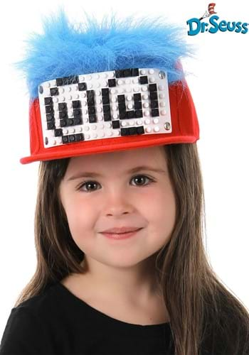 Bricky Blocks Build-On Thing 1 & Thing 2 Snapback Hat Kit